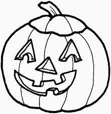 enjoyable pumpkin coloring pages printable for preschool adults