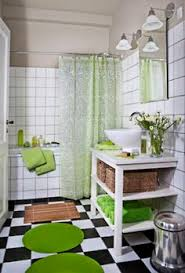 green and white bathroom ideas my lime green bathroom with black white and accents i switch