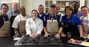 hal s kitchen atlanta cooking classes team building and