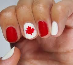 12 easy canada day nails art designs u0026 ideas 2017 fabulous nail