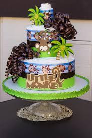 monkey boy baby shower monkey cake monkey cake centerpiece monkey boy