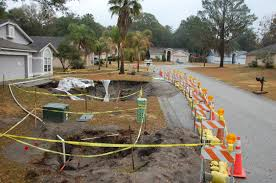 Florida Sinkhole Map by Sinkholes In West Central Florida Freeze Event Of 2010