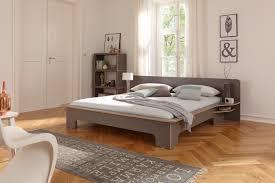 Schlafzimmer Anthrazit Plane Doppelbett