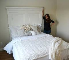 White Wood Headboard Fancy Wooden Headboard Ianwalksamerica