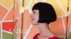 miss fisher hairstyle short bob haircut for anna youtube