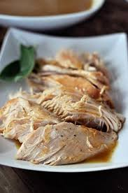 cooker turkey with no fuss gravy