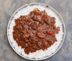 cuisine malienne mafé recette n 2 le mafé sauce d arachide avec riz de soninko