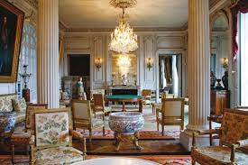 Empire Style Interior Château De Valençay U2014 Remarkable Collections To Discover