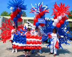 balloons that float 4th of july independance day balloon firework column holidays