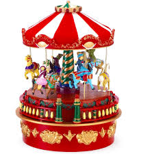 world s fair mini carnival carousel