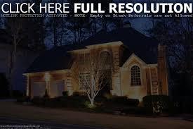 home landscape design christmas lights decoration