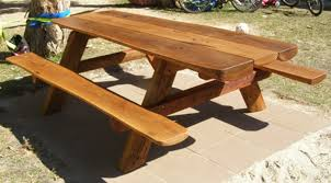 rustic outdoor picnic tables rustic picnic table awesome tables at home depot with intended for