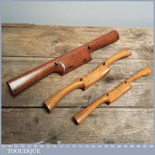 Woodworking Tools Uk Online by Three Various Sizes Vintage Boxwood Spokeshaves Antique