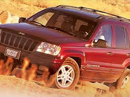 2002 jeep grand 1999 2002 jeep grand used car reviews motor trend