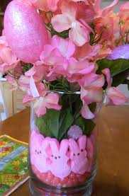 adorable and inexpensive easter centerpiece love makes a family