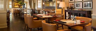 Hotel Dining Room Furniture Stanford Park Hotel Menlo Grill Menlo Park Restaurants