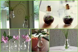 3 creative ideas for reusing light bulbs so creative things