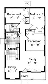 modern house plans contemporary home designs floor plan 02