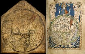 Medieval Maps The World Through Their Eyes Medieval World Maps