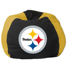 pittsburgh steelers home decor steelers office supplies pittsburgh steelers bean bag chair
