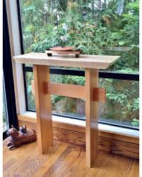 Small Hallway Table with Amazing Deal On Narrow Side Table Custom Furniture Modern Wood