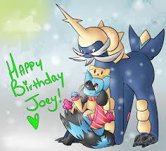 happy birthday joey by hockeypocky on deviantart