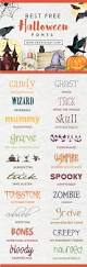 best free halloween fonts free spooky fonts fonts cricut and
