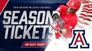 baseball season tickets now on sale arizonawildcats