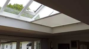 roof lantern zip blind premier blinds u0026 awnings 01372 377 112