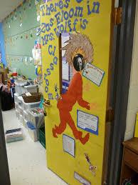 Dr Seuss Bedroom Artistic Freedom Seuss Door Decorating Results