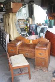 Antique Wood Vanity Vanity Makeovers 16 Different Sets Redone Prodigal Pieces