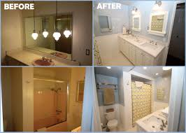 Bathroom Renovations Ideas by 48 How To Remodel A Small Bathroom Before And After Rule Nice