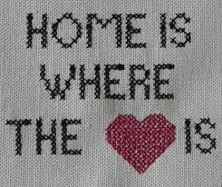 Home Is Where The Heart Is Free Embroidery Designs Cute Embroidery Designs