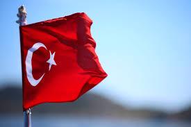 Turkey National Flag Turkish Speaker Visits Parliament New Zealand Parliament