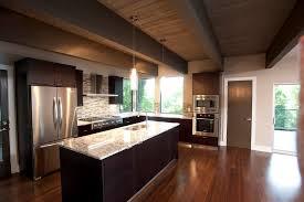 kitchen ideas with dark cabinets kitchen white galaxy granite kitchen modern with dark wood