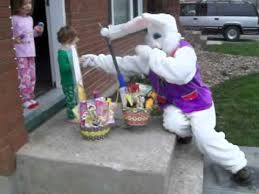 bunny easter easter bunny comes to visit