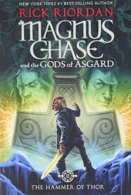 autumn s book review magnus chase 2 hammer of thor karmic chaos