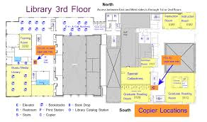 Floor Plan Database Library Floor Plans Maps And Directions Tcu Mary Couts Burnett