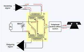 Radio Repeater Circuit Diagram Telephone Hybrid Wikipedia
