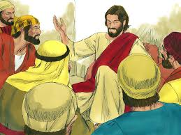 free bible images jesus teaches about the kingdom of heaven using