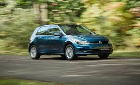 gti volkswagen 2018 2018 volkswagen golf in depth model review car and driver