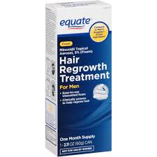 equate hair regrowth treatment for receding hairline om hair