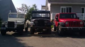 jeep canada pascal lavoie willy u0027s at quebec canada jeep willys world