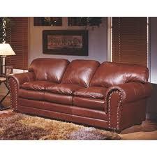 Leathercraft Sofas Omnia Leather Sofas You U0027ll Love Wayfair