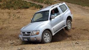 mitsubishi pajero 3 stock di d 3 2 v60 1 3 twist off road youtube