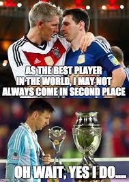Meme Messi - messi imgflip