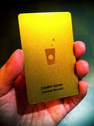 starbuck gold card friendship personalized gold credit card bottle opener together