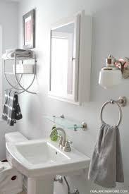 Sink Shelves Bathroom Bathroom Sink Shelf Mellydia Mellydia For Your Bungalow New