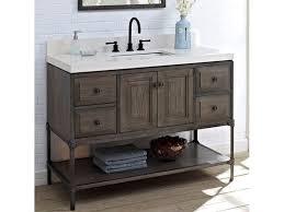 fairmont designs bathroom 48 inches vanity door 1401 48