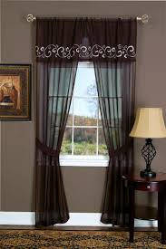 Contemporary Valance Ideas Interior Design Decorate Your Window By Using Swags Galore